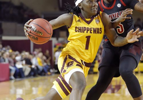 Central Michigan's Micaela Kelly is one mid-major player I'll be following as the 2021 WNBA Draft approaches.
