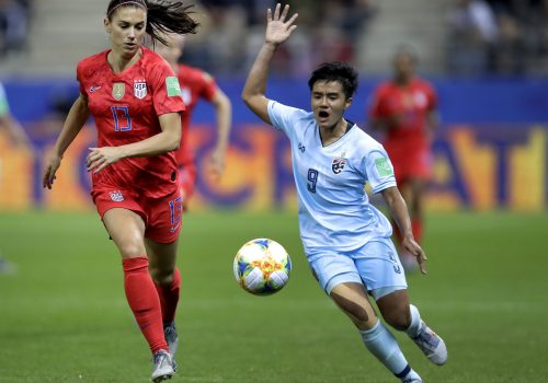 France Us Thailand Wwcup Soccer