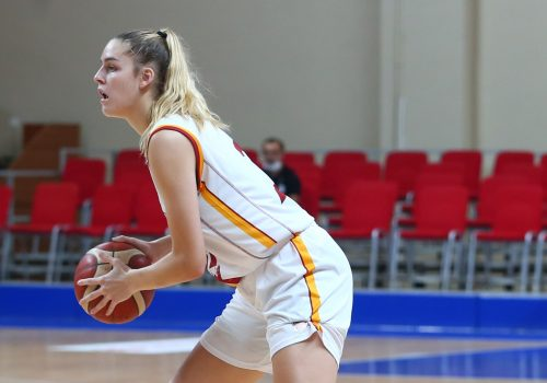 Bella Alarie in play for Galatasaray