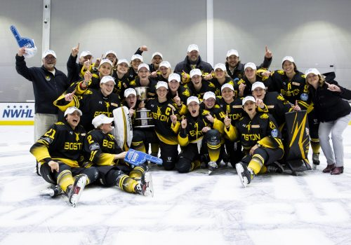 Isobel Cup champs