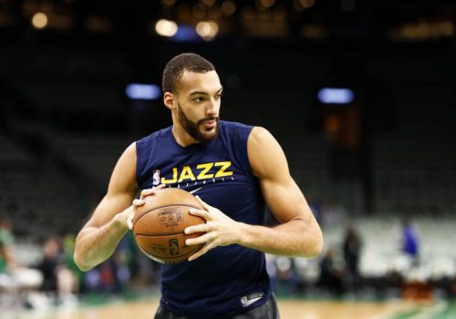 Rudy Gobert tested positive for COVID-19