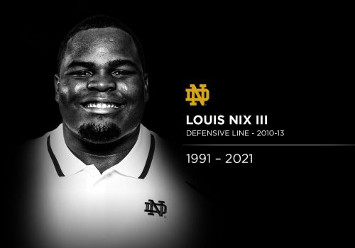 Louis Nix Tribute